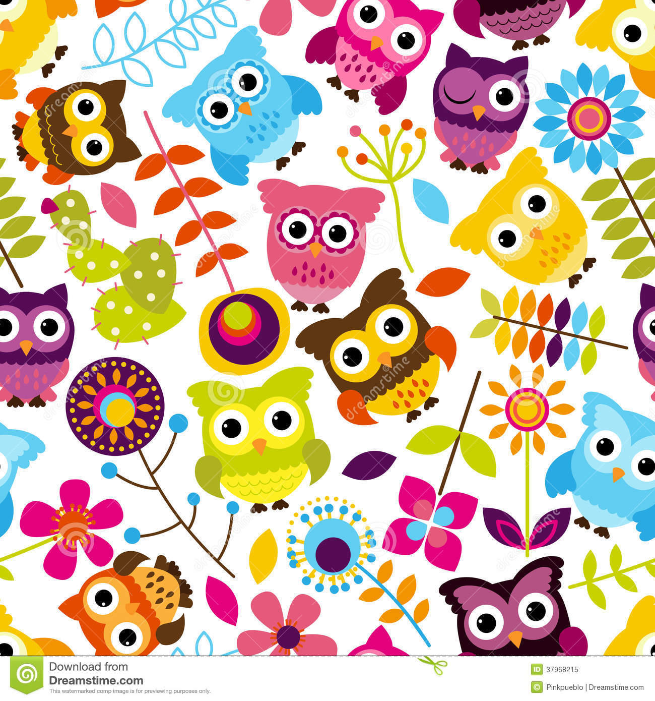 Free Owl Wallpapers: Cute Owl Backgrounds