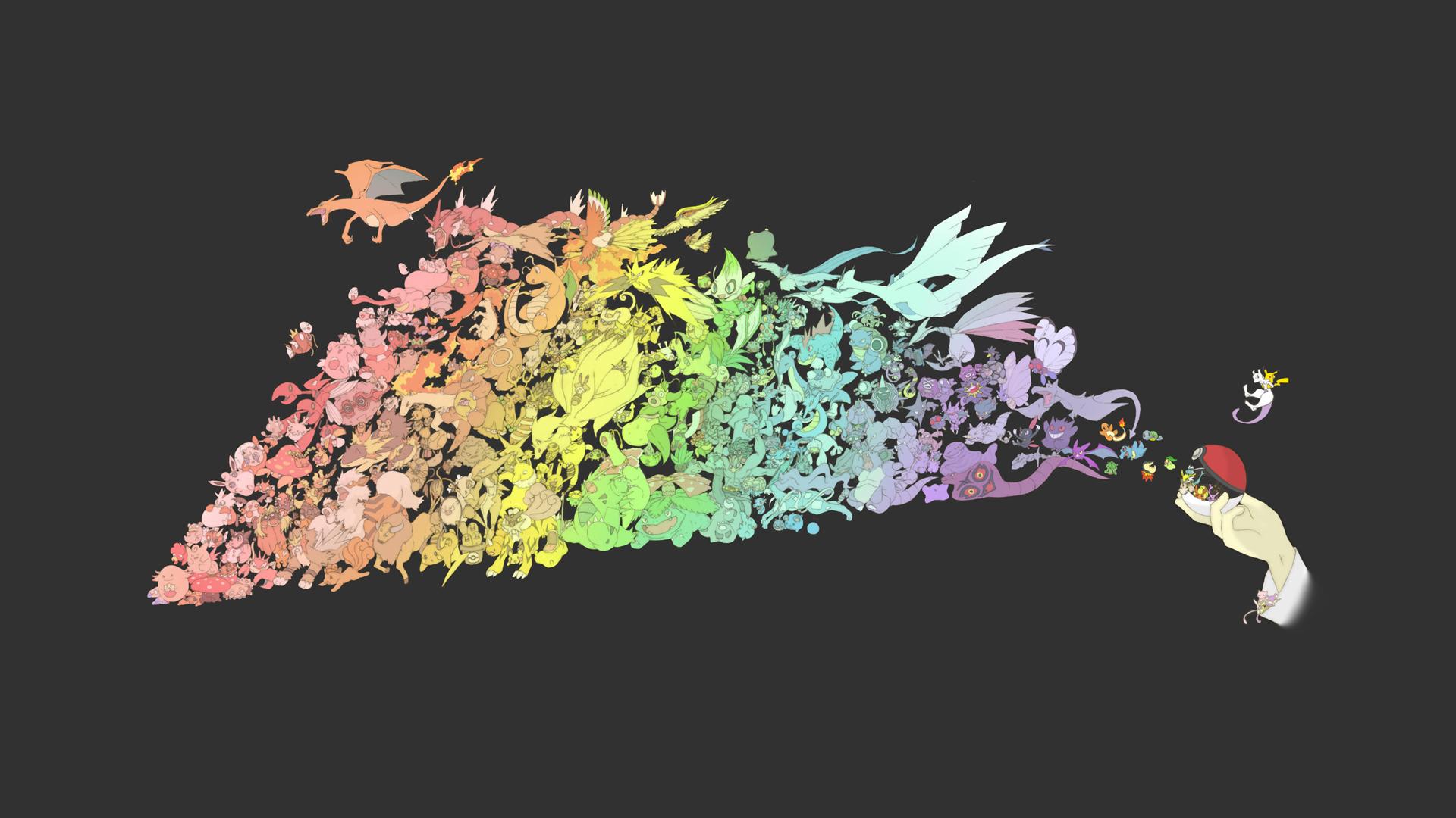 cool pokemon backgrounds wallpapers wallpaper cartoon 1920x1080 1920x1080