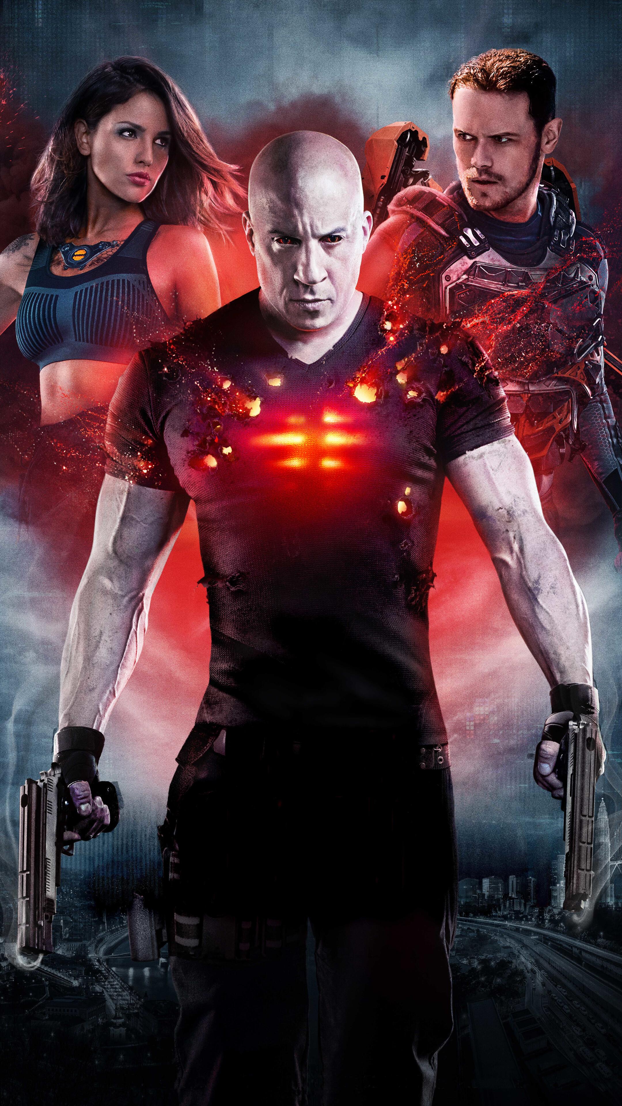 Bloodshot Movie 2020 Poster Cast Character 8K Wallpaper 7947 2160x3840