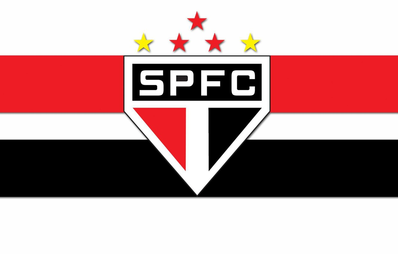 Wallpaper wallpaper sport logo football Sao Paulo FC images 1332x850