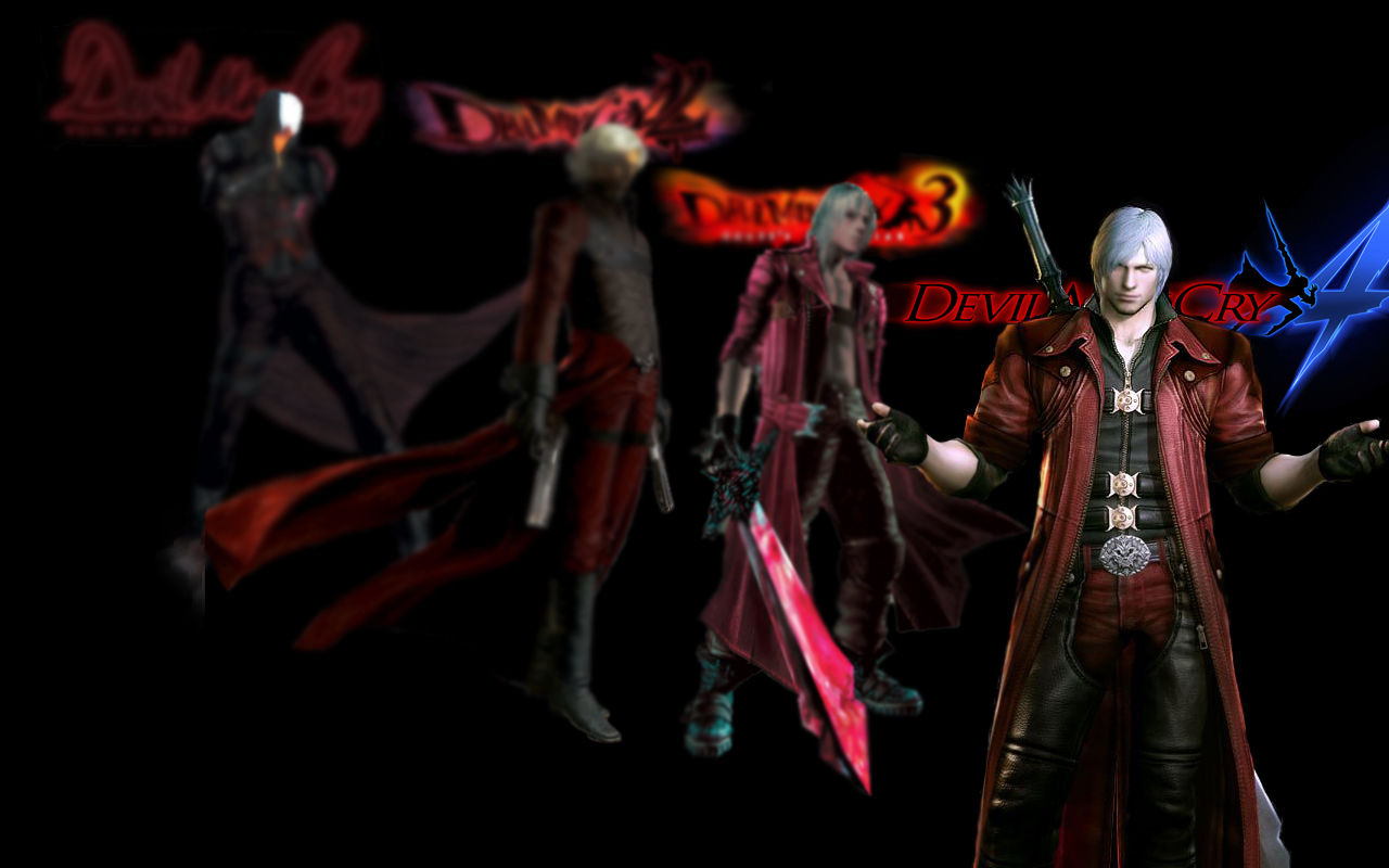 Devil May Cry HD Wallpapers Devil May Cry Desktop Wallpapers Devil 1280x800