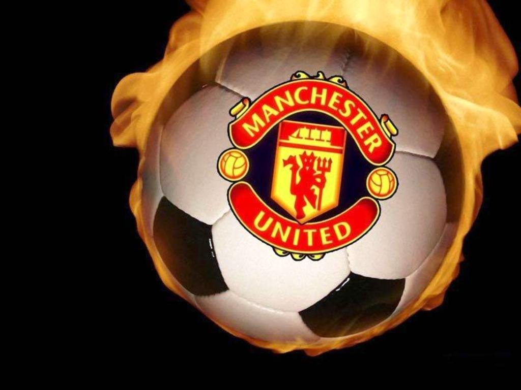 Manchester United Logo 61 Manchester United Wallpaper 1024x768