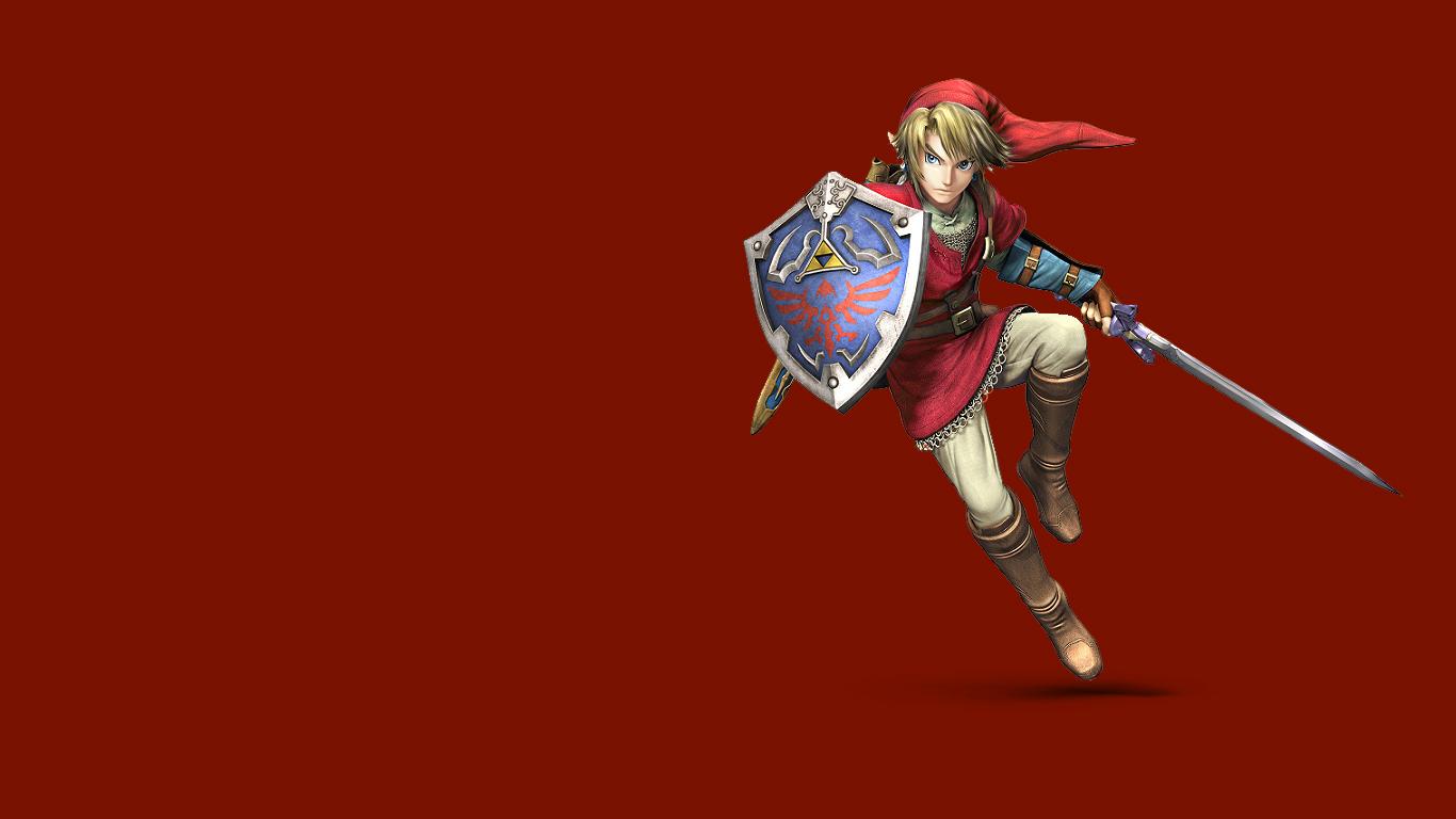 Legend Of Zelda Wallpaper 1366x768