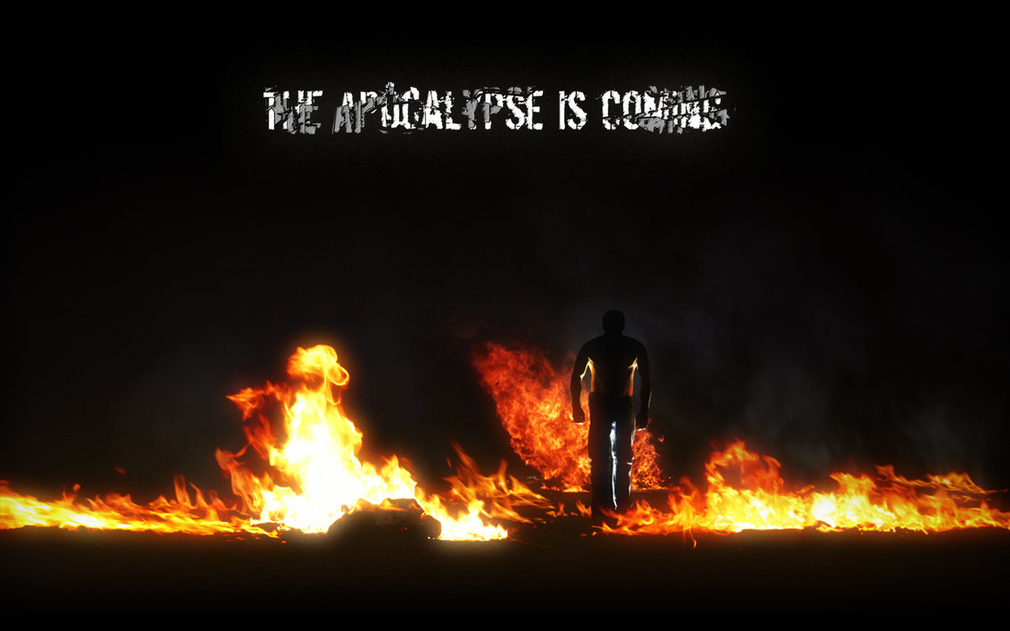 Zombie Apocalypse Wallpaper 1 by Soulburned 1131x707