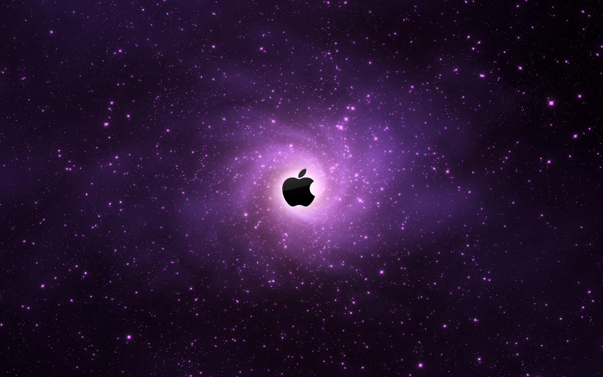 Apple Logo Dark Wallpapers HD Wallpapers 1920x1200
