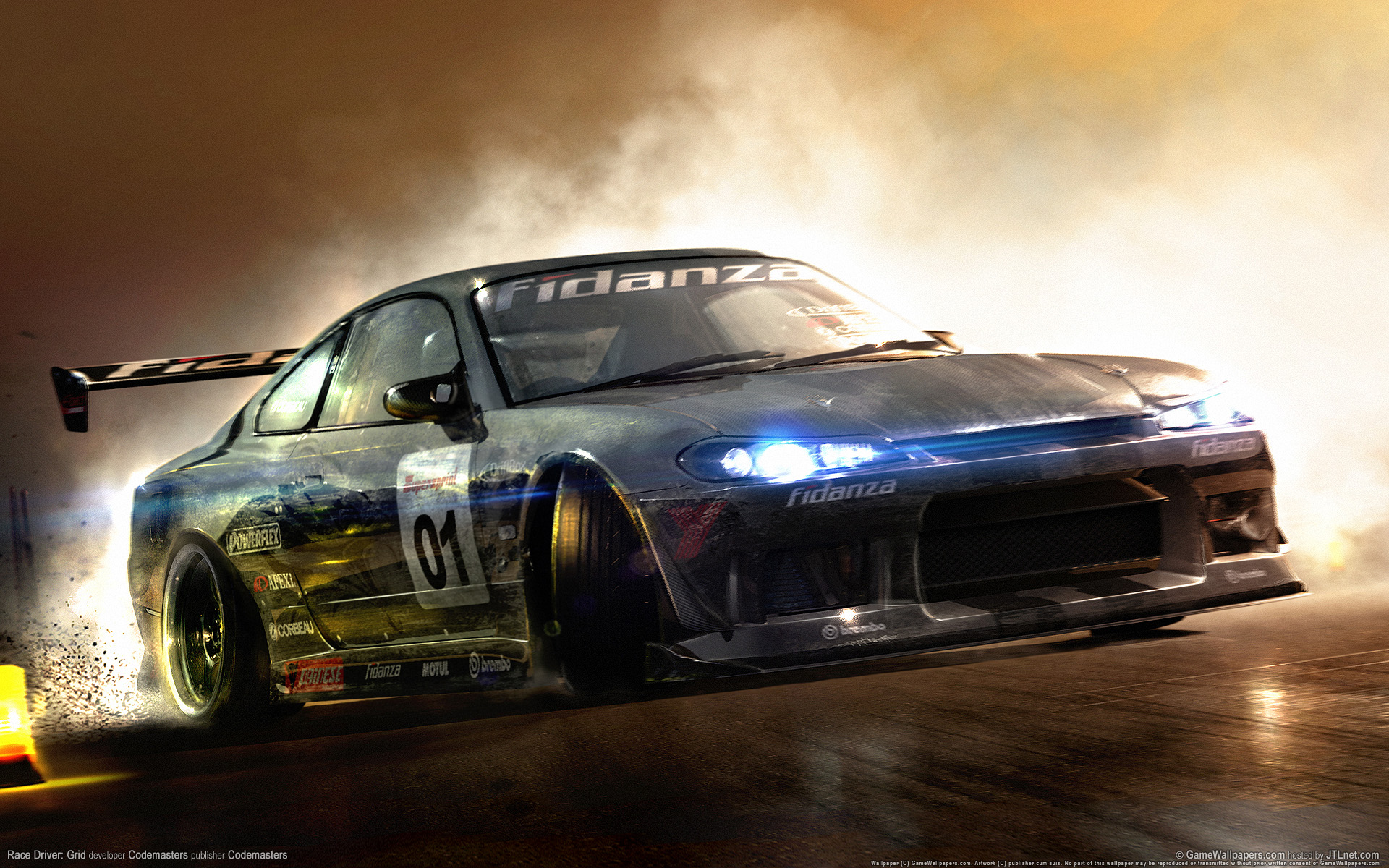 HD Gaming Wallpapers Desktop Image 1920x1200