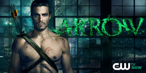Arrow 2012 [Tv Series] Green Arrow Cw Wallpaper 500x250