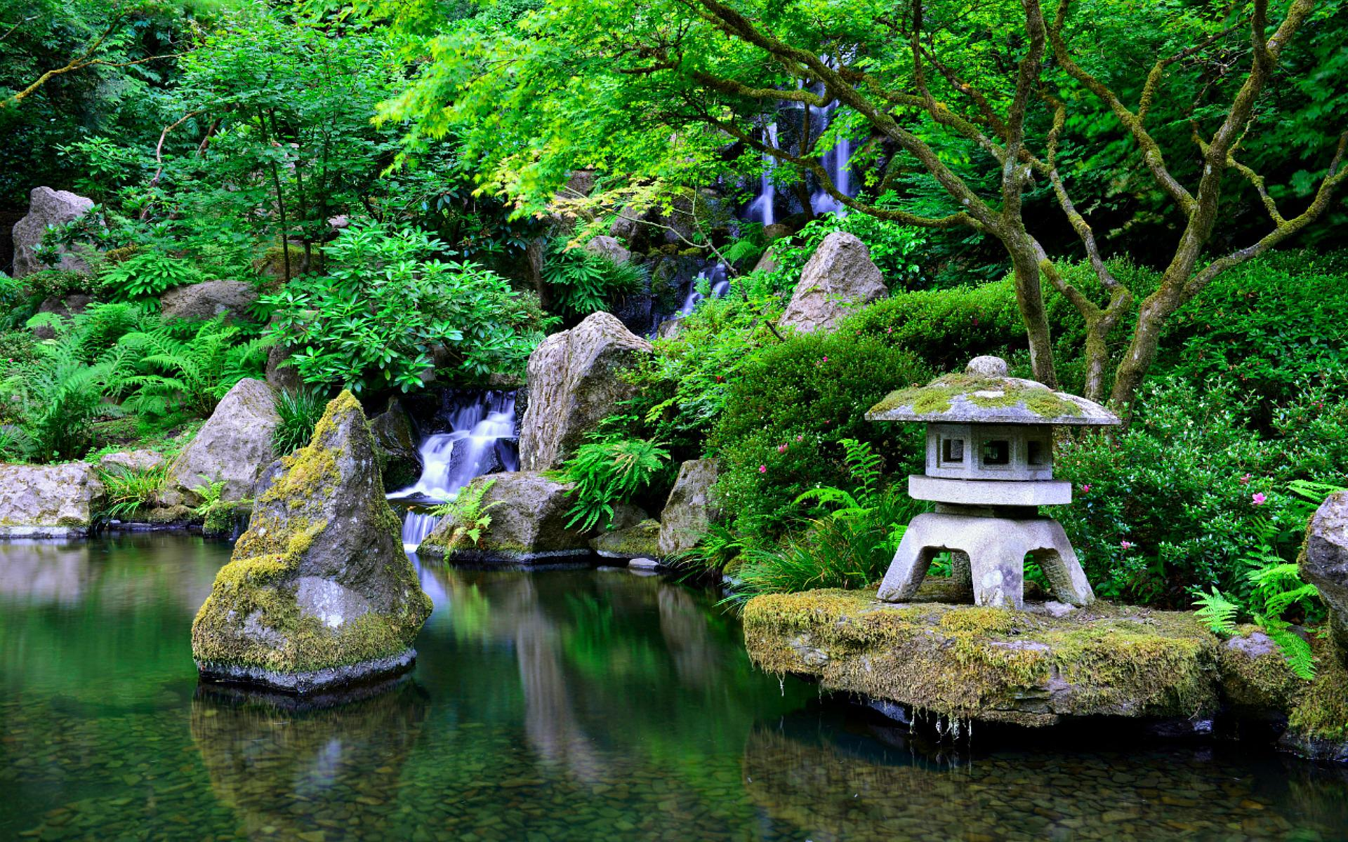 Japanese Gardens Wallpapers 1920x1200