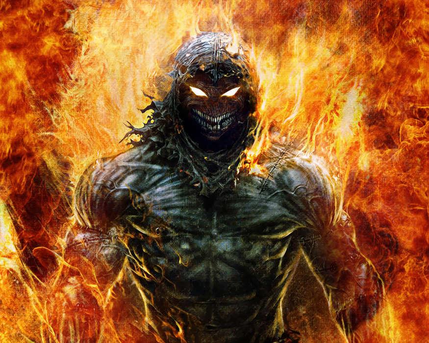 demony disturbed disturbed fentezi muzyka ogon 22230jpg 875x700