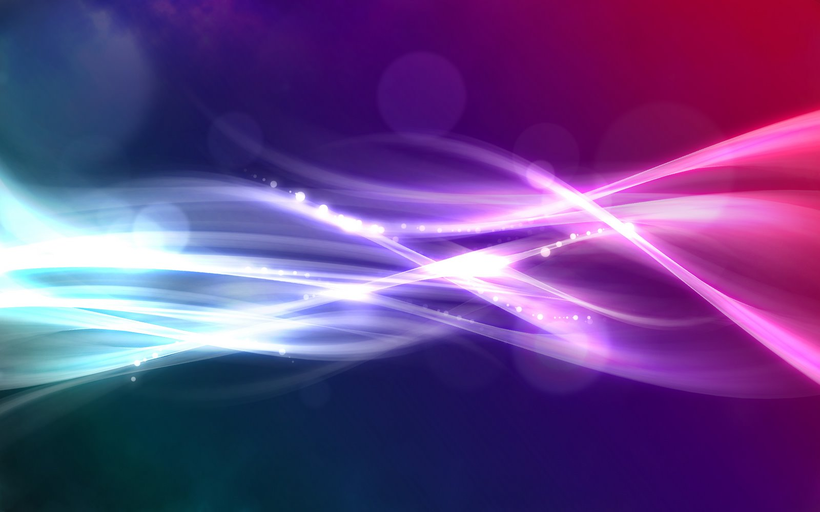 Wallpapers Box Mystic Blue Lights Clean 3D Abstract HD Wallpapers 1600x1000