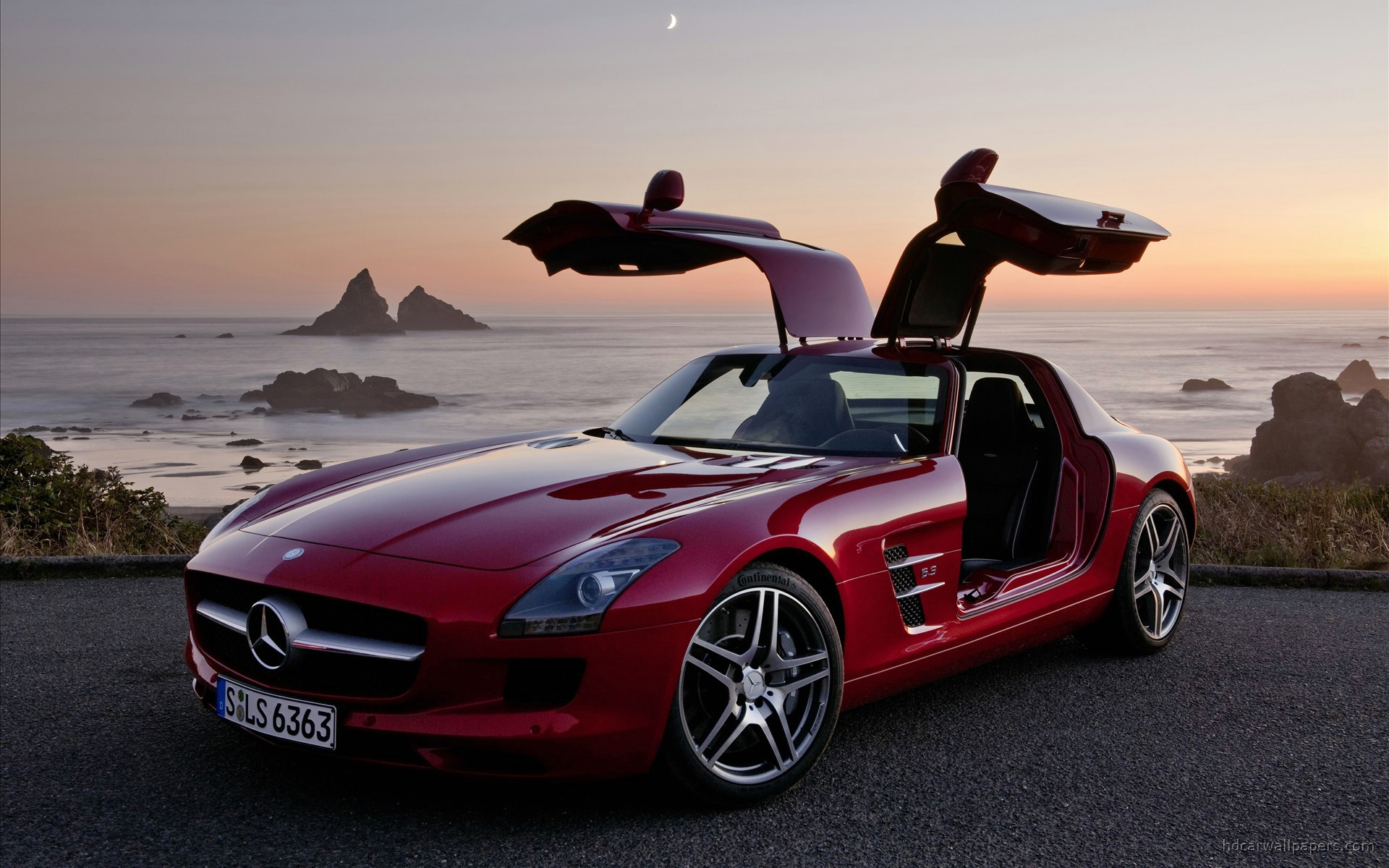 2011 Mercedes Benz SLS AMG 10 Wallpapers HD Wallpapers 1920x1200