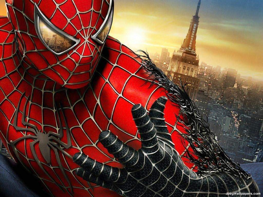 Download Movies wallpaper Spiderman 3 Movie 1024x768
