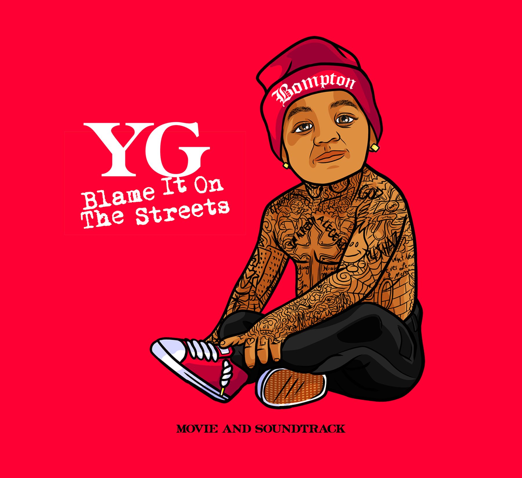 YG the Rapper Wallpapers   Top YG the Rapper Backgrounds 1800x1650