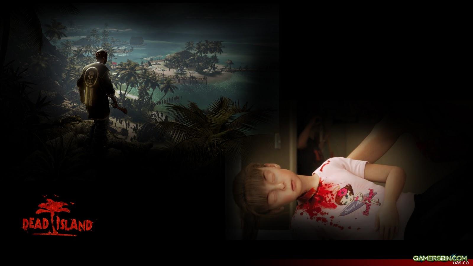 dead island wallpaper game screenshot