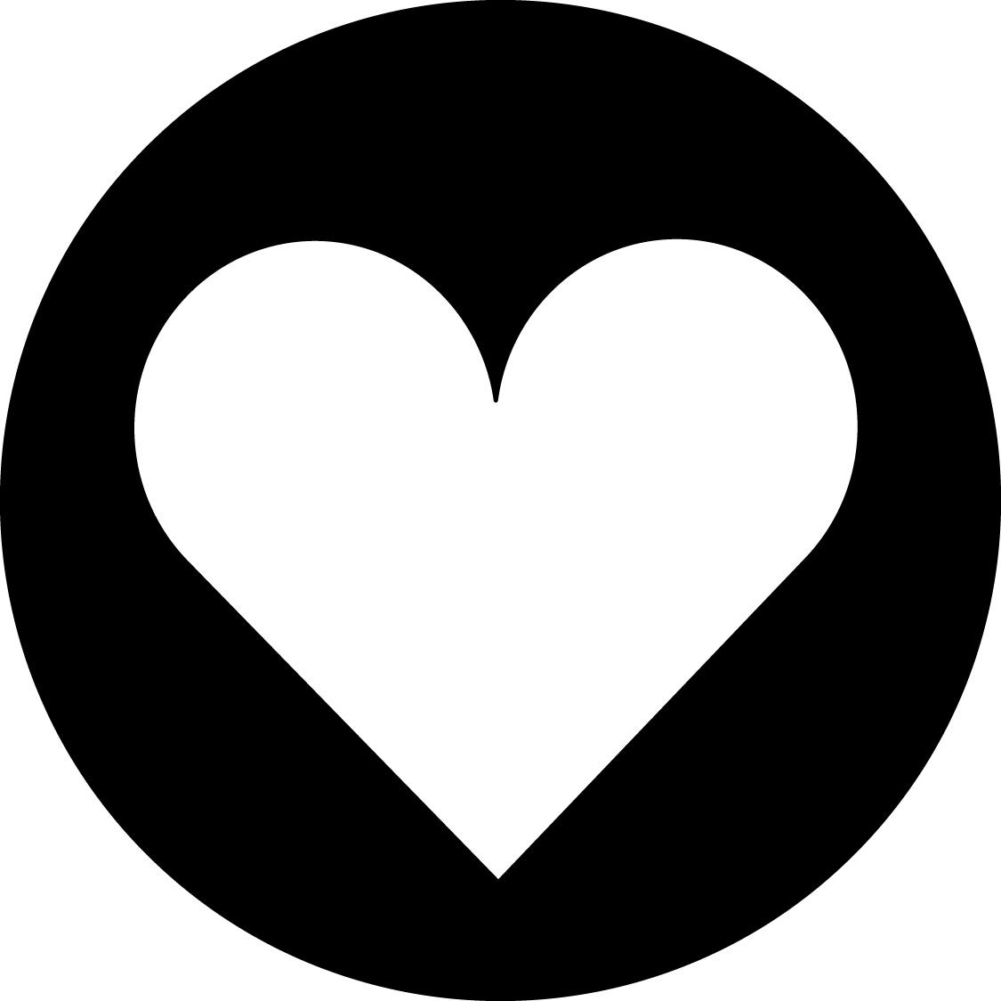 Black And White Heart Wallpaper - WallpaperSafari