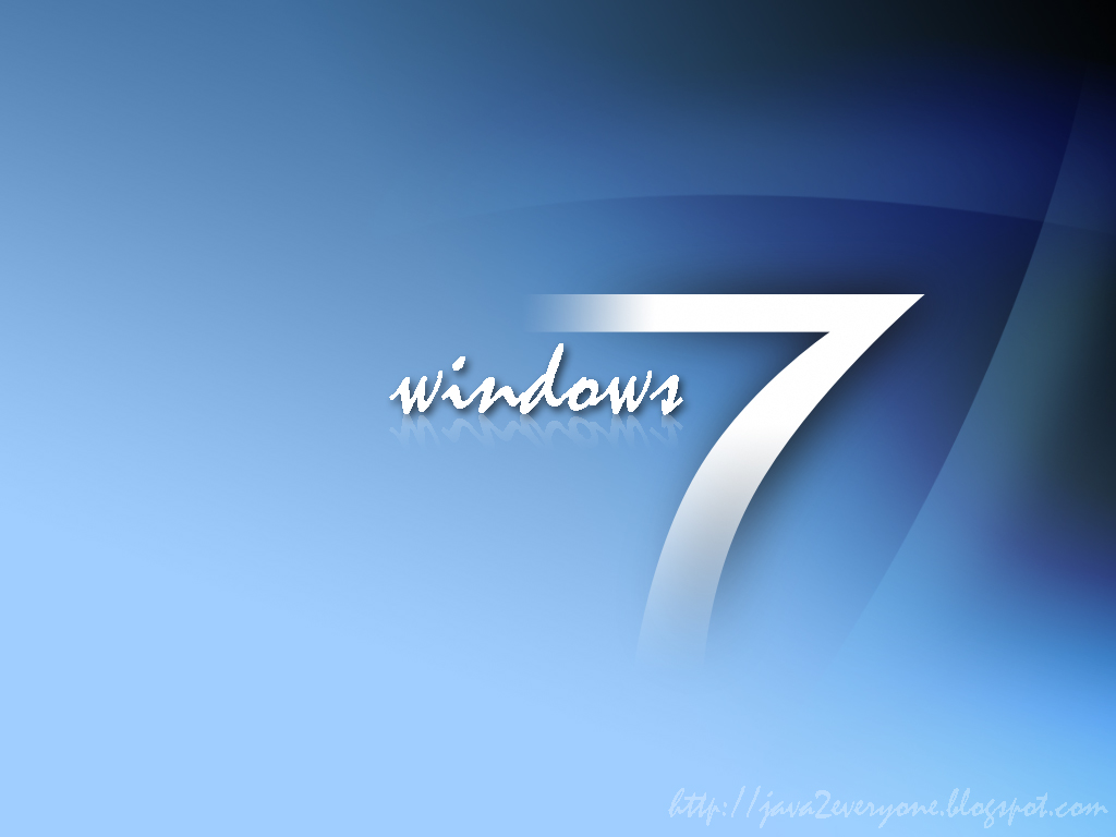 wallpaper toshiba windows 7 1024x768