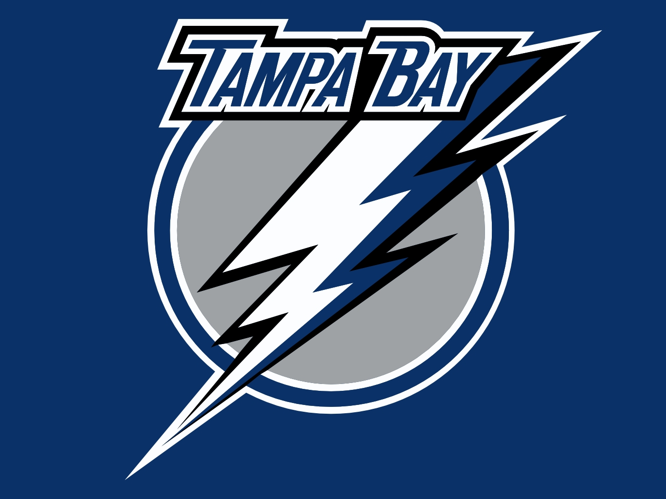 Tampa Bay Lightning Wallpaper 1365x1024