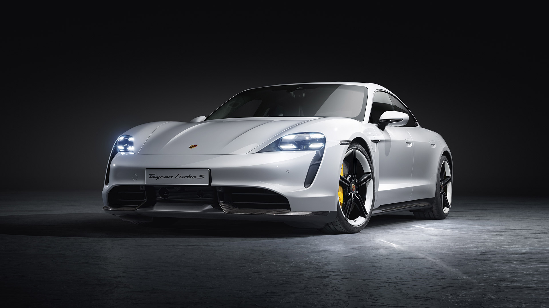 2020 Porsche Taycan Wallpapers HD Images   WSupercars 1920x1080