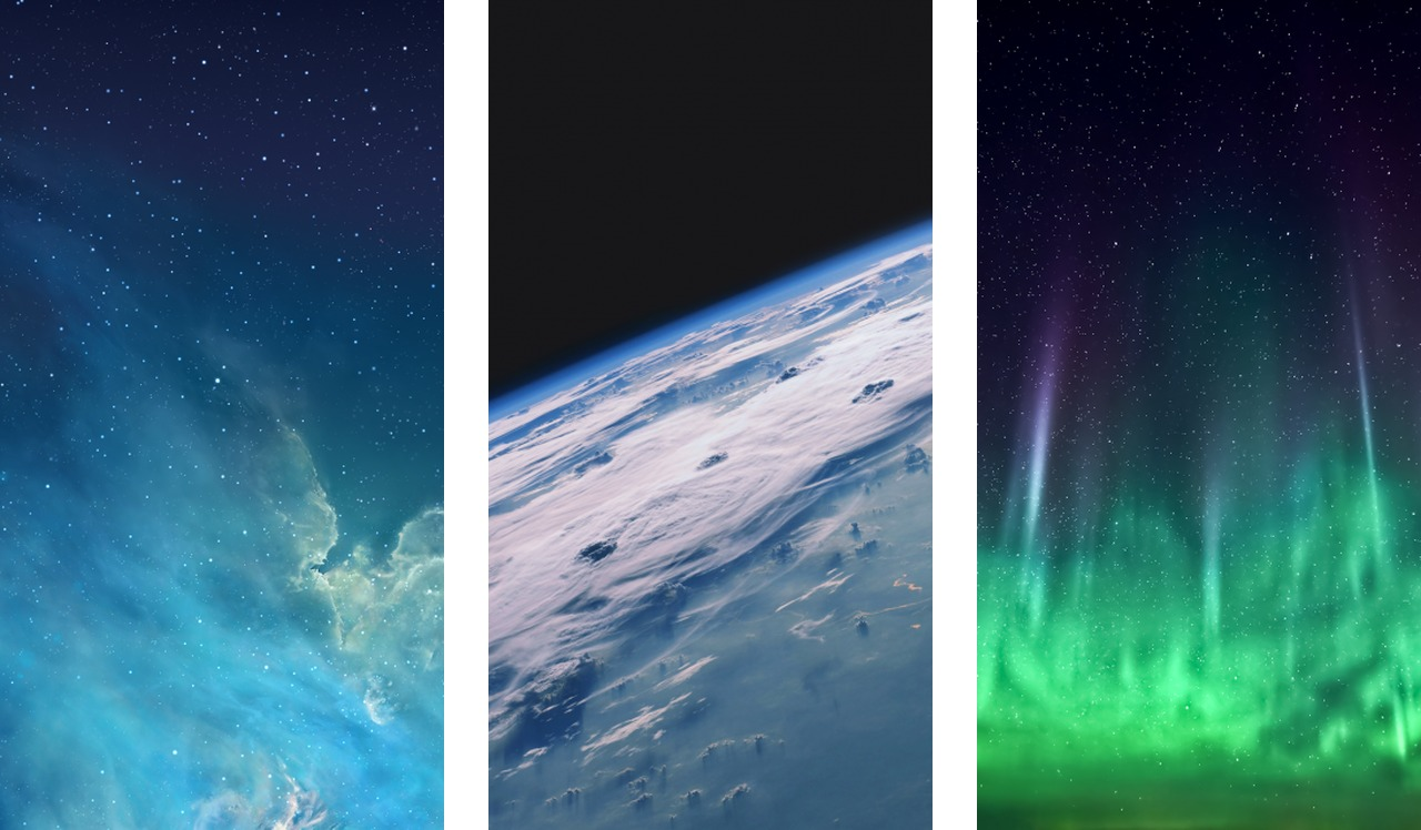 Download All the iOS 7 iPhone Wallpaper Backgrounds Here   iClarified 1280x748