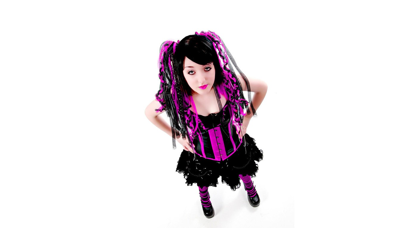 Cybergoth Wallpaper 1366x768 Cybergoth 1366x768