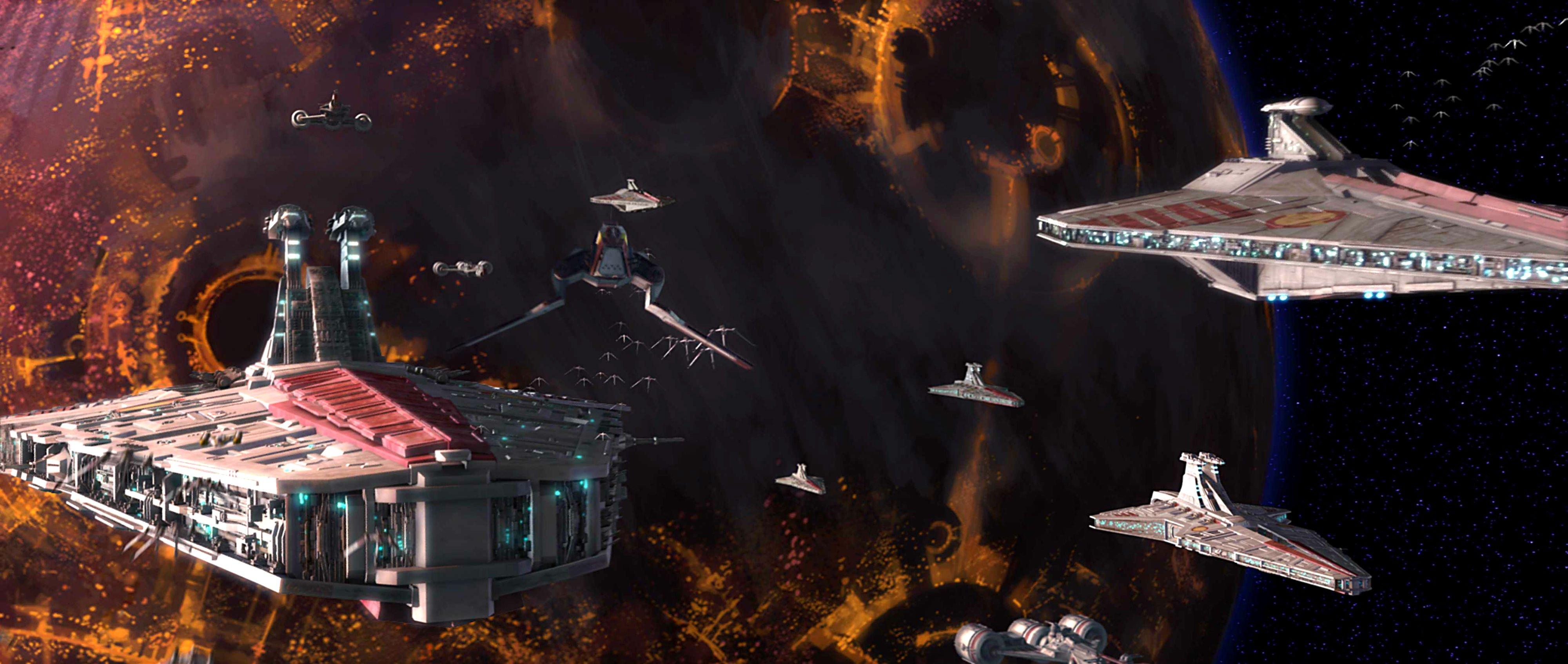 Free Download Star Wars Clone Wars Animation Sci Fi Cartoon