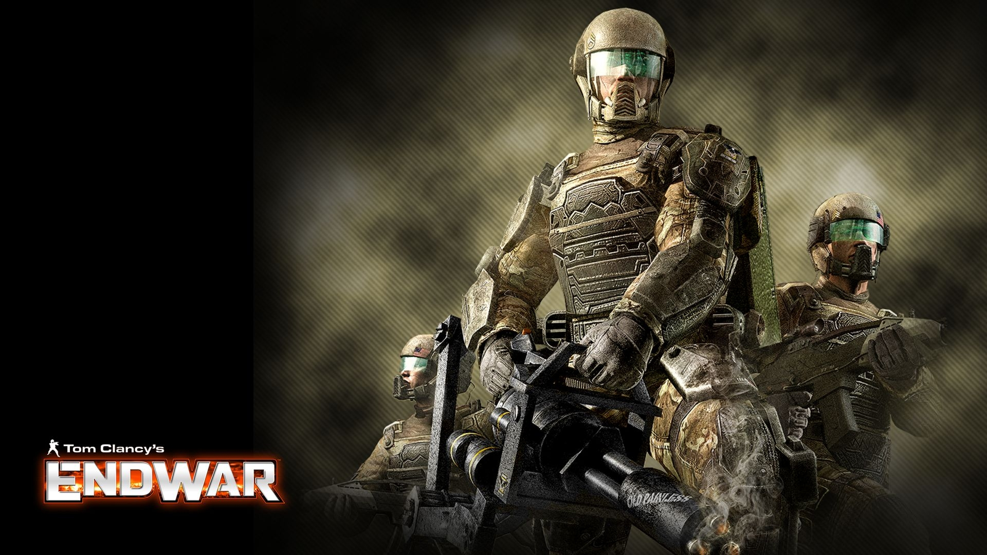 Tom Clancys EndWar HD Wallpapers and Background Images   stmednet 1920x1080