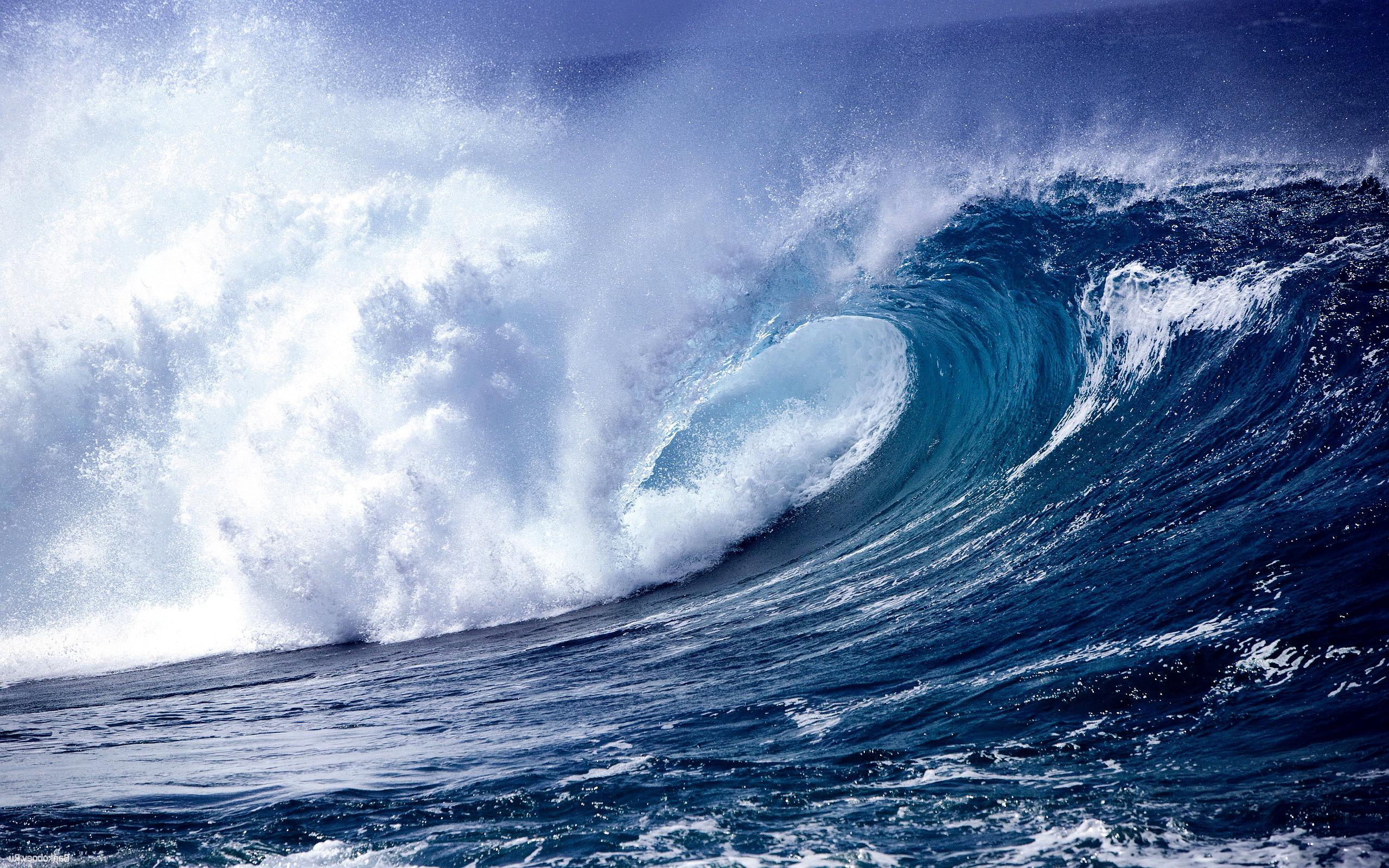 Ocean Wave Desktop Backgrounds Ocean wave des 2560x1600