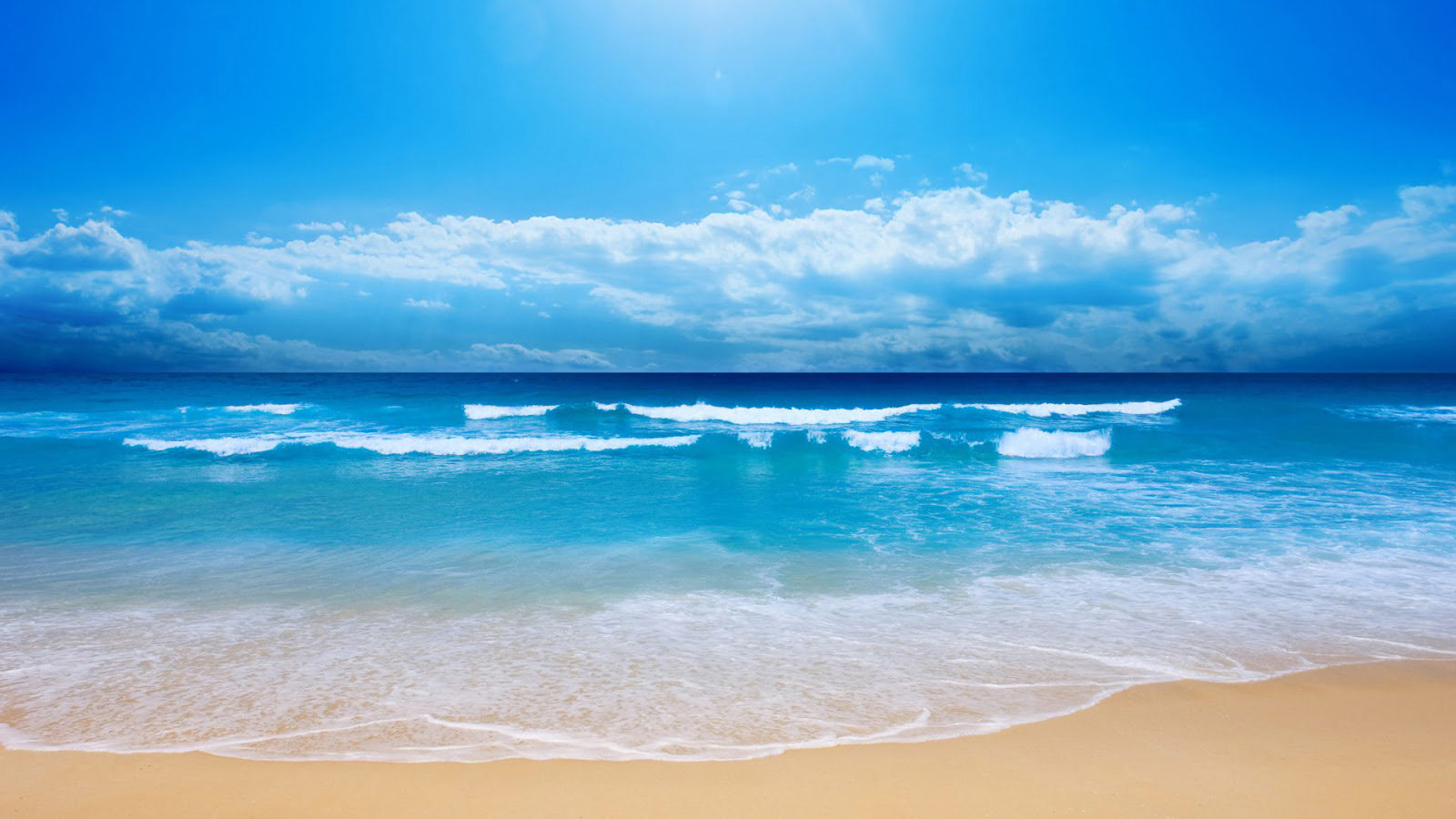 129 Beach Wallpaper Examples To Put On Your Desktop Background 1600x900