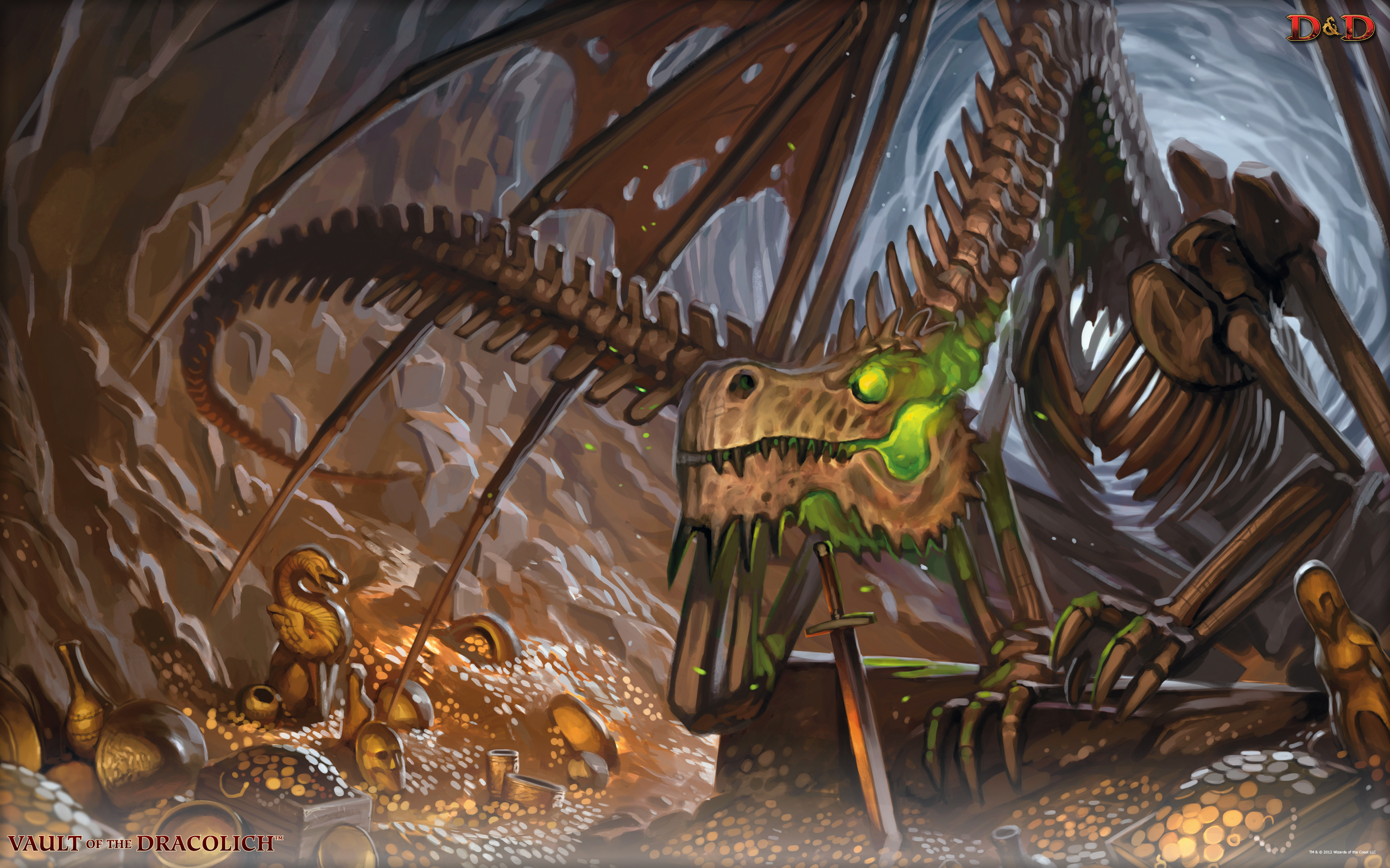 Dungeons And Dragons Backgrounds 2560x1600