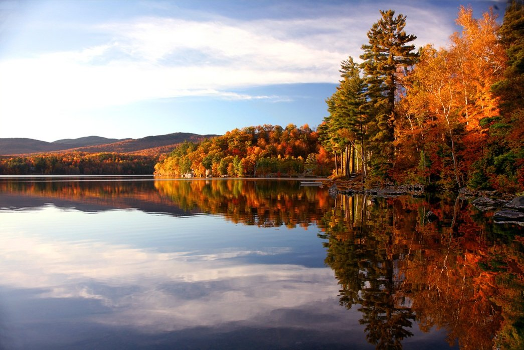 44 New England Fall Foliage Wallpaper On Wallpapersafari