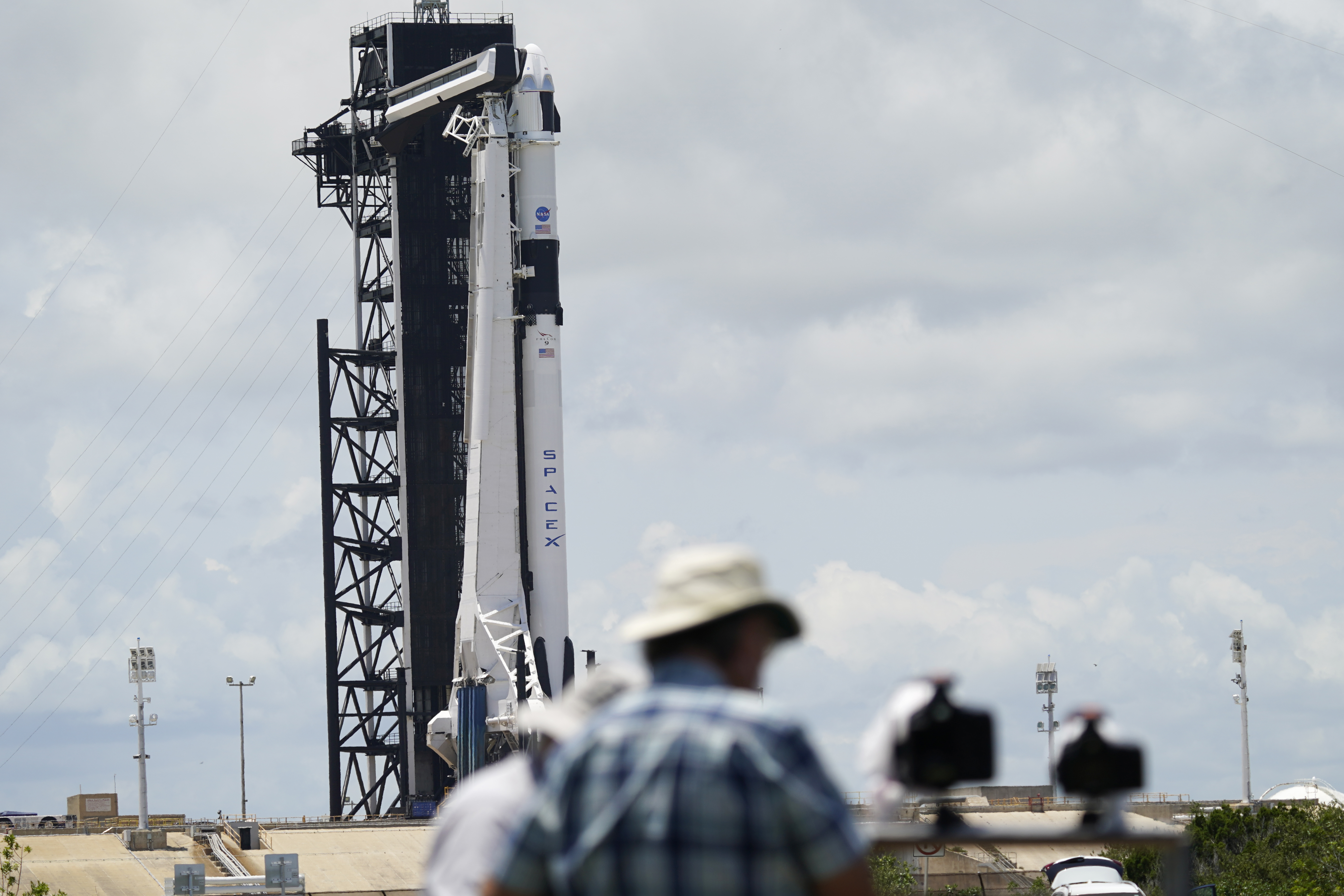 Todays historic SpaceX launch try two How to watch 5636x3758