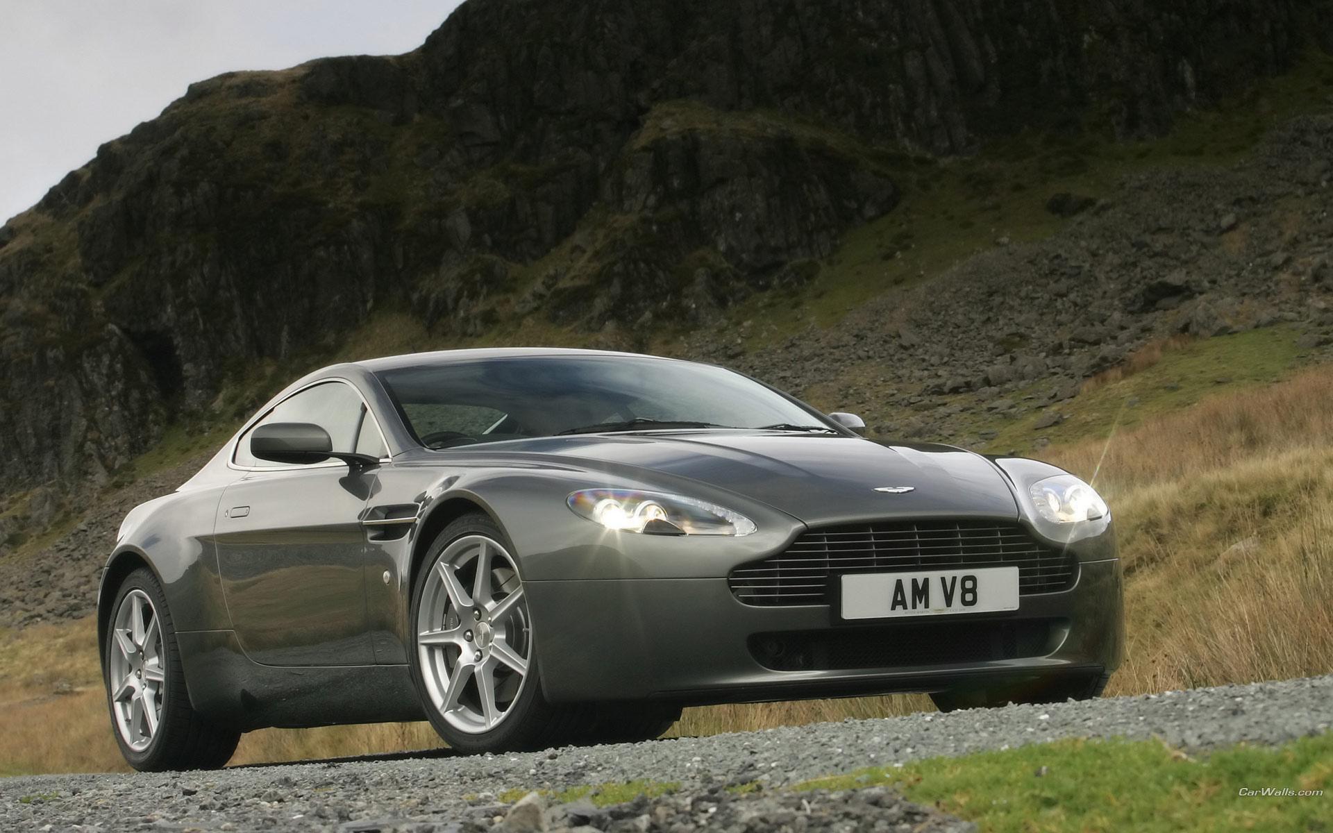 Aston Martin V8 Vantage Wallpapers Cool Cars Wallpaper 1920x1200