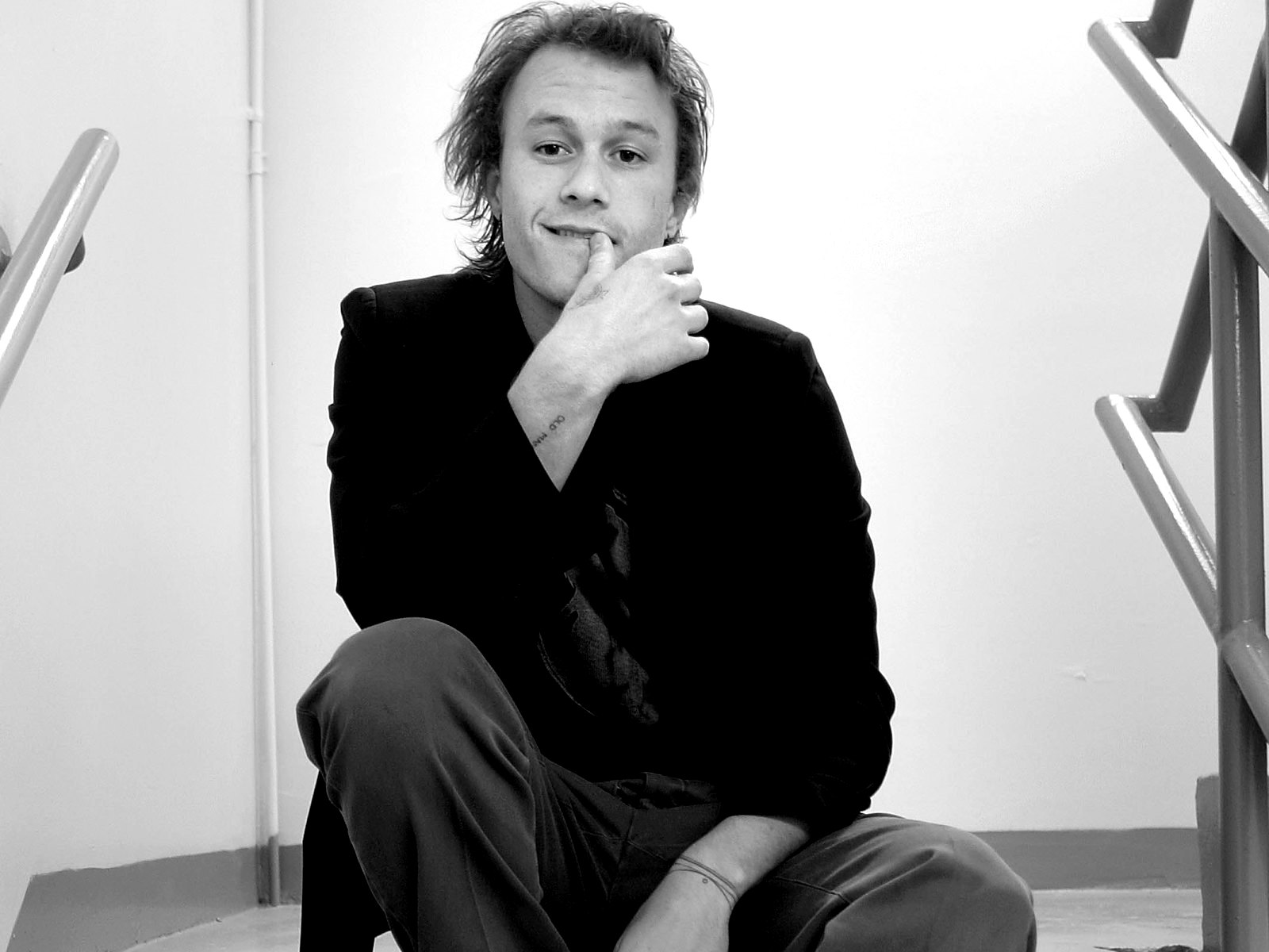 Heath Ledger Wallpapers High Resolution and Quality Download 1600x1200