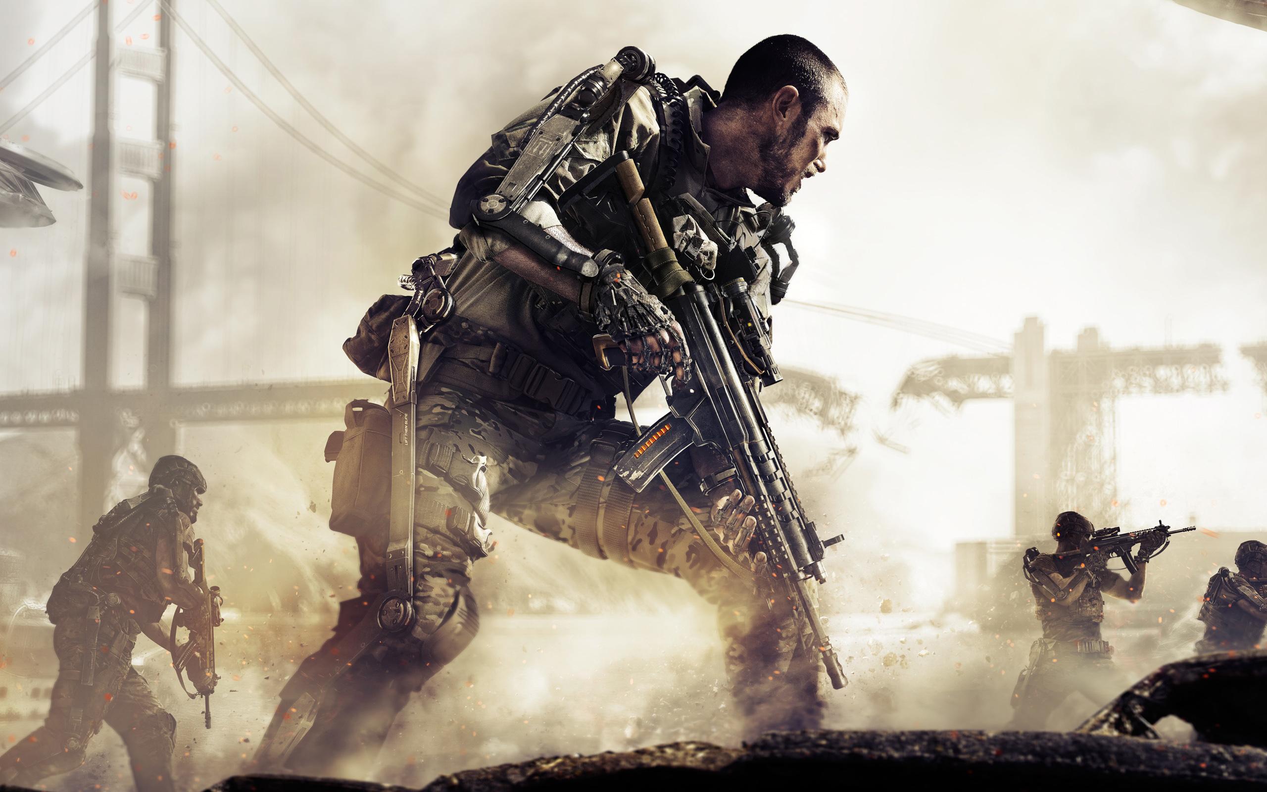 Call of Duty Advanced Warfare Wallpapers HD Wallpapers 2560x1600