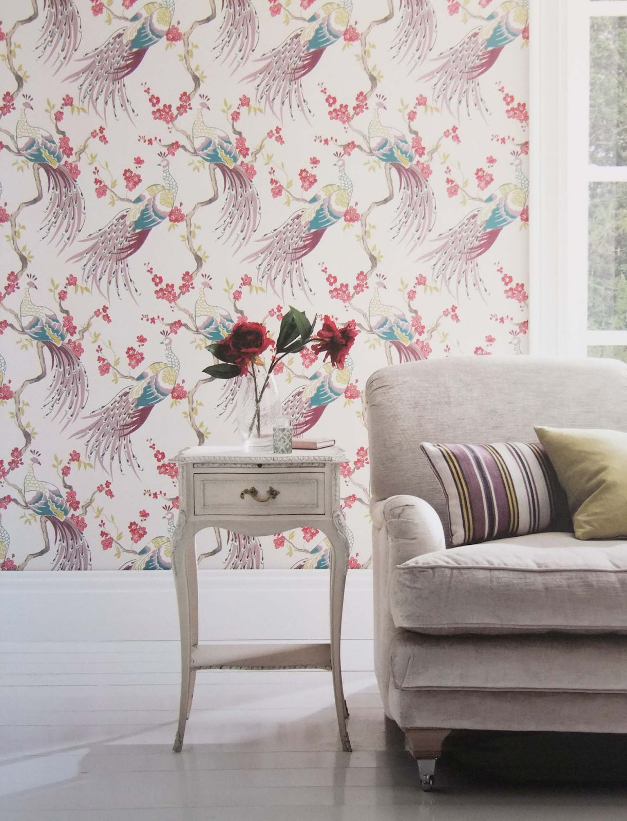 it features some gorgeous florals and geometric patterns in bright 1221x1600