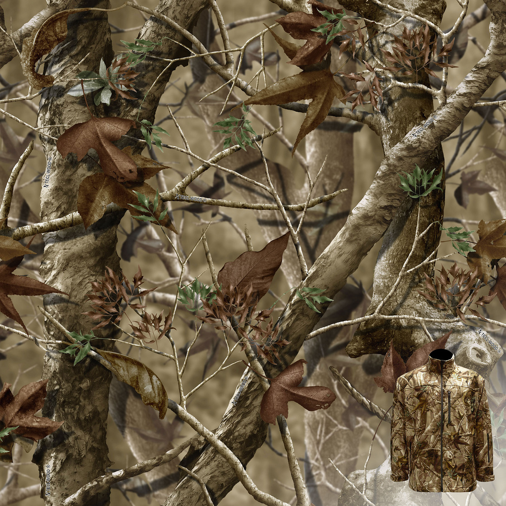 Camo Deer Wallpapers Wallpapersafari