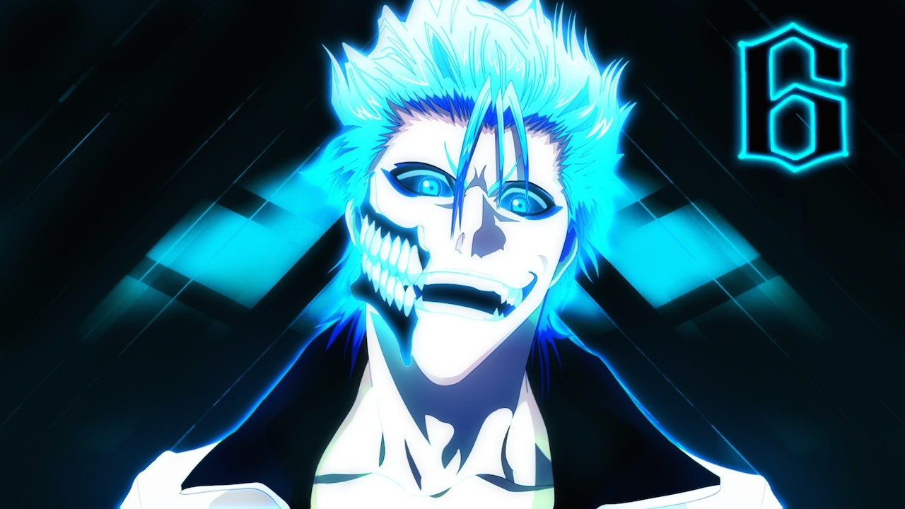 Rob Lucci [One Piece] vs Grimmjow [Bleach]   Battles 1280x720