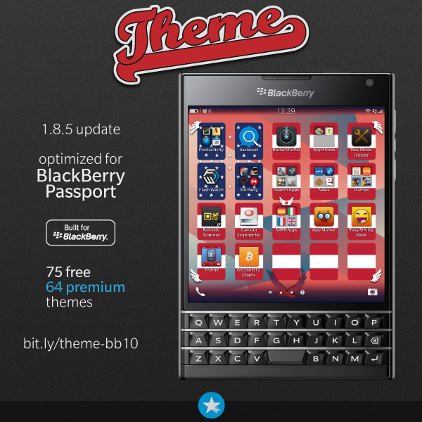 the blackberry passport the new version is now available on blackberry 600x600