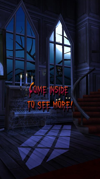 Haunted House HD Android App Details 332x592