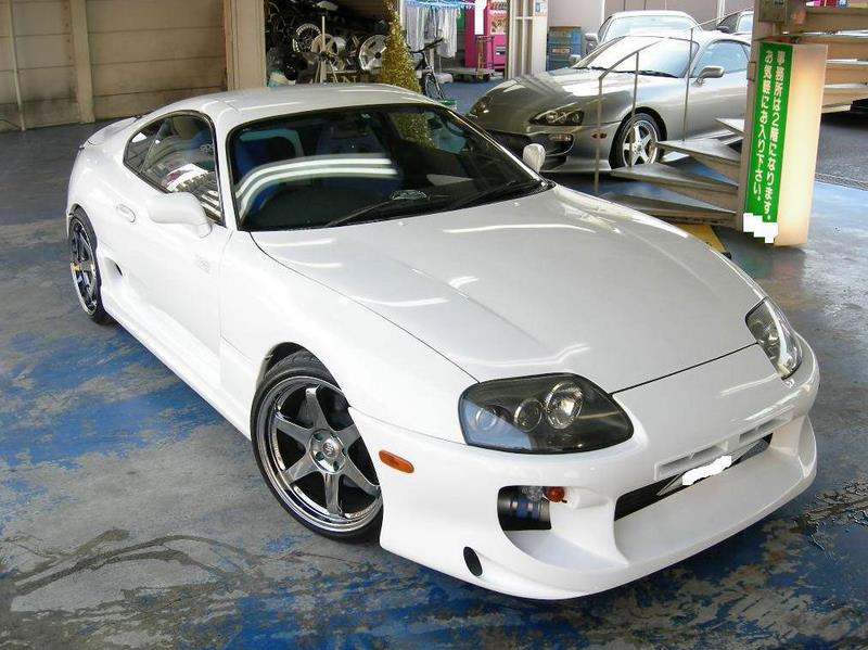 custom Toyota Supra Photos   Album Number 2510 800x599