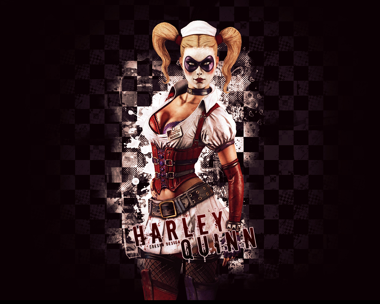 47 Awesome Harley Quinn Wallpaper On Wallpapersafari
