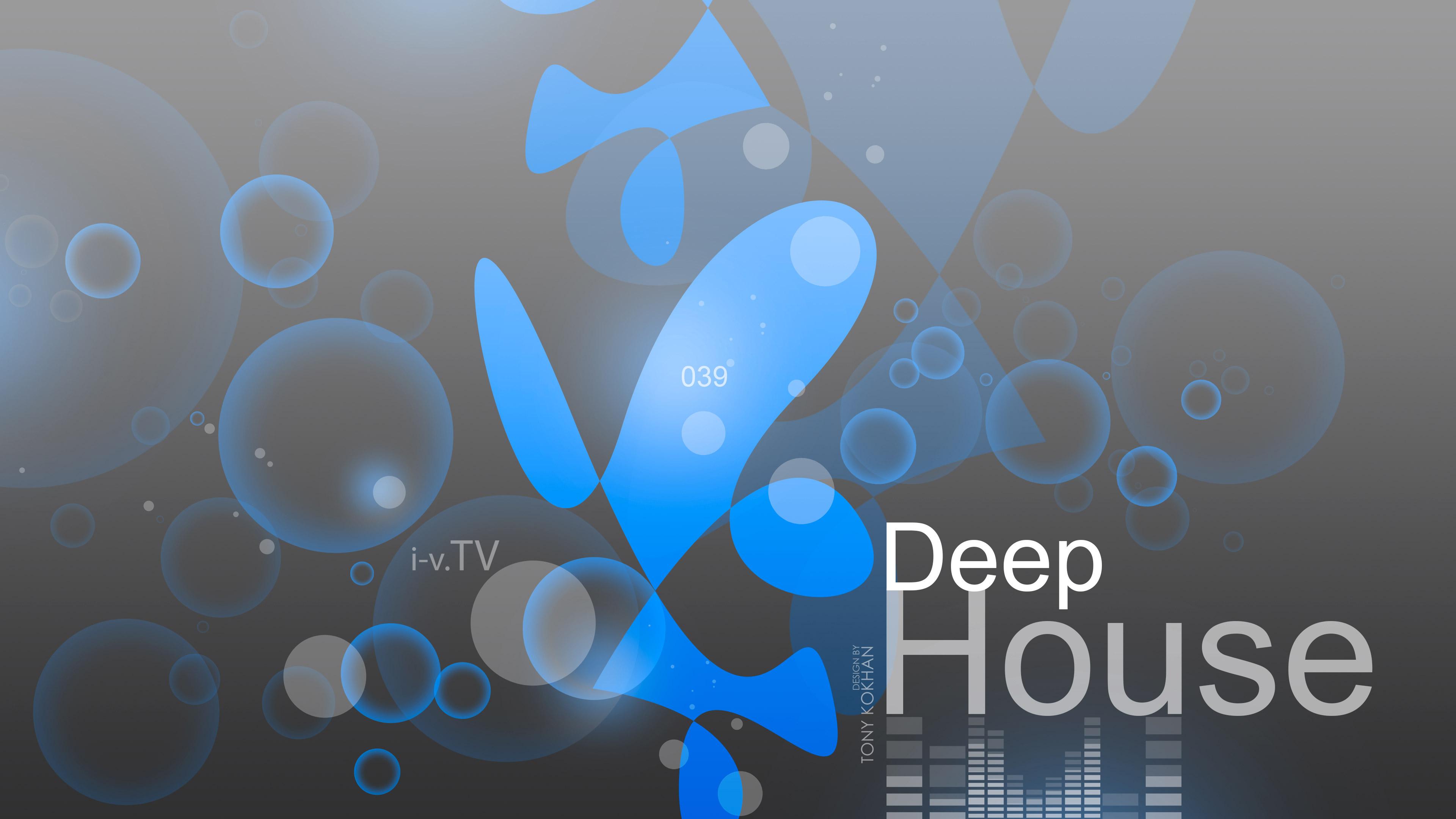 Deep House Music eQ SC Thirty Nine 2015 Tony Kokhan Sound 3840x2160