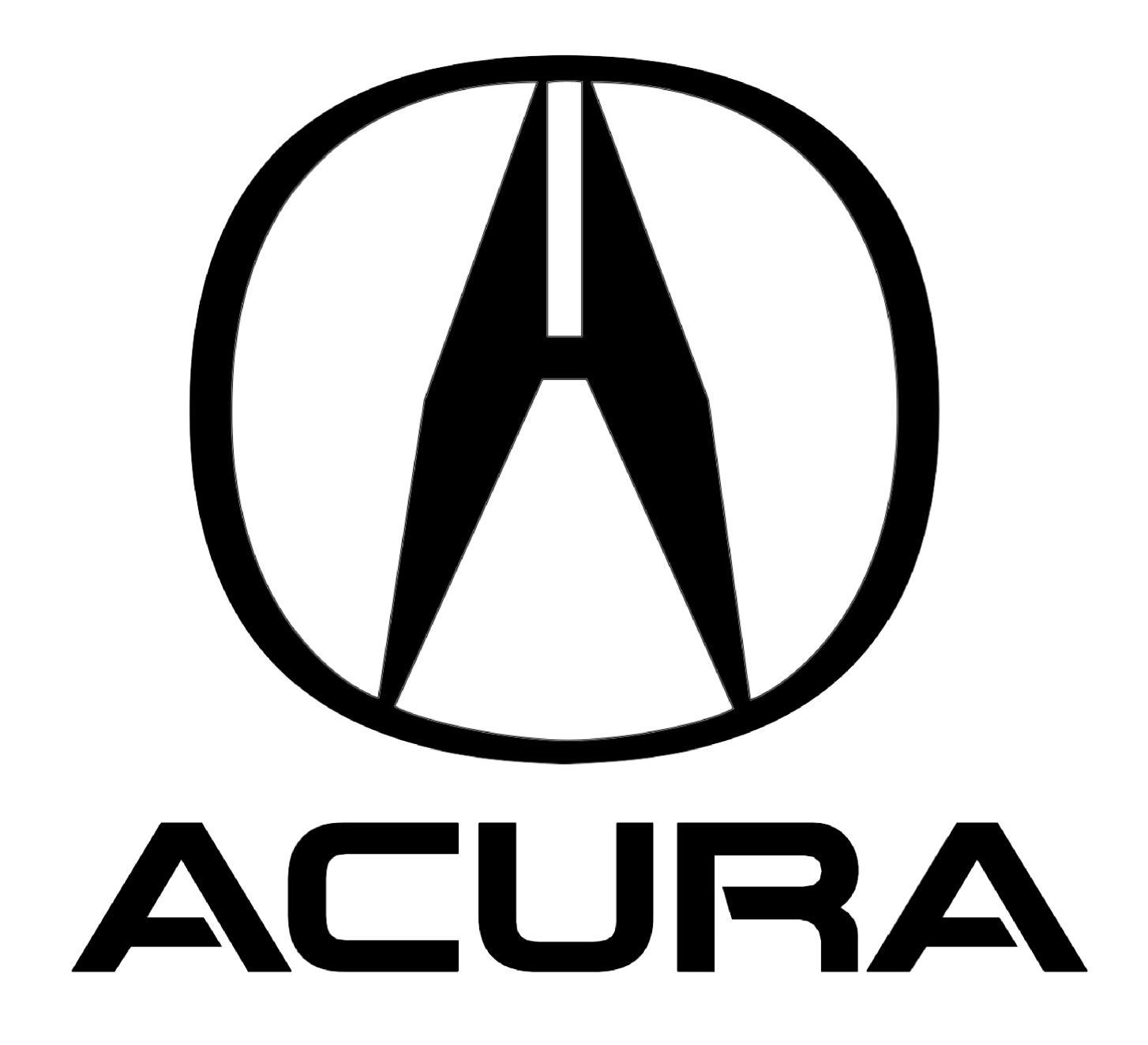 Acura logo Wallpaper 1454x1323