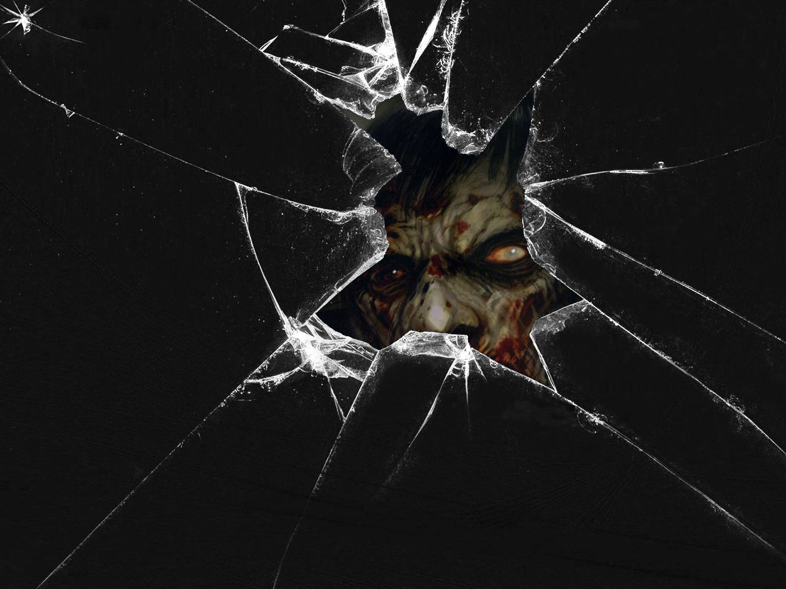 Zombie Wallpaper Wallpaper of an zombie 1600x1200