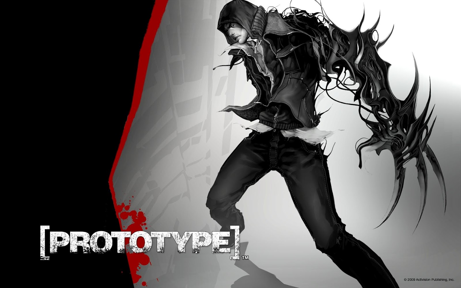 prototype 2 wallpaper - wallpapersafari