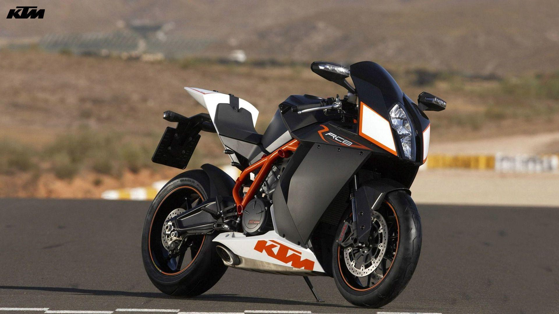KTM RC 200 Wallpapers 1920x1080