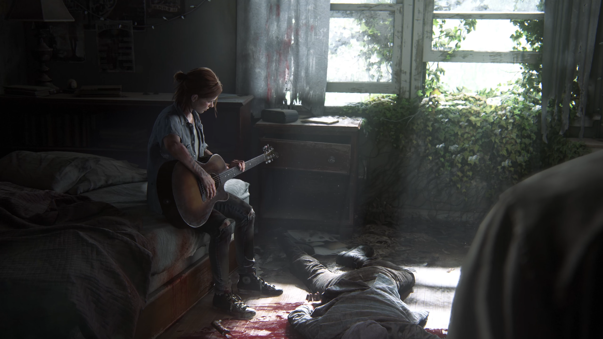 43 The Last of Us Part II HD Wallpapers Background Images 1920x1080
