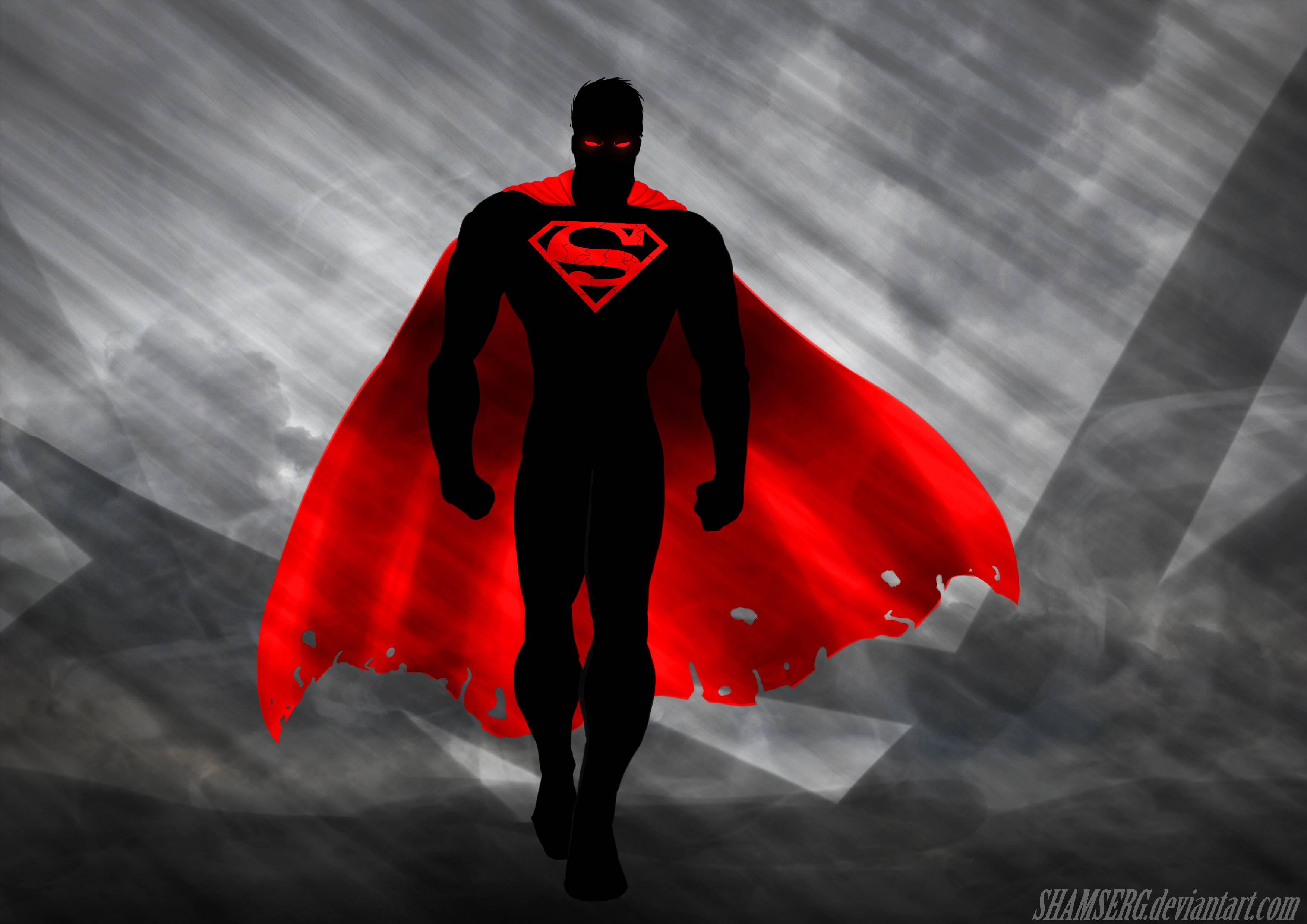 HD Superman Wallpapers 3507x2480