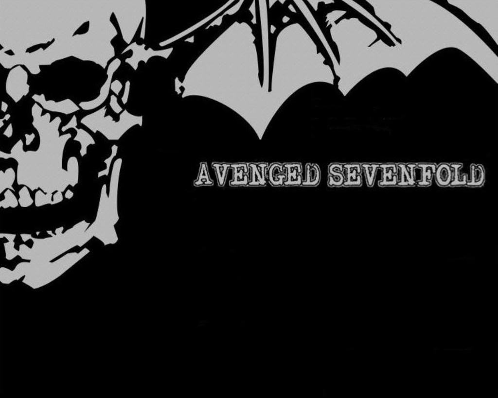 Avenged sevenfold deathbat wallpaper wallpapersafari view 0 voltagebd Image collections