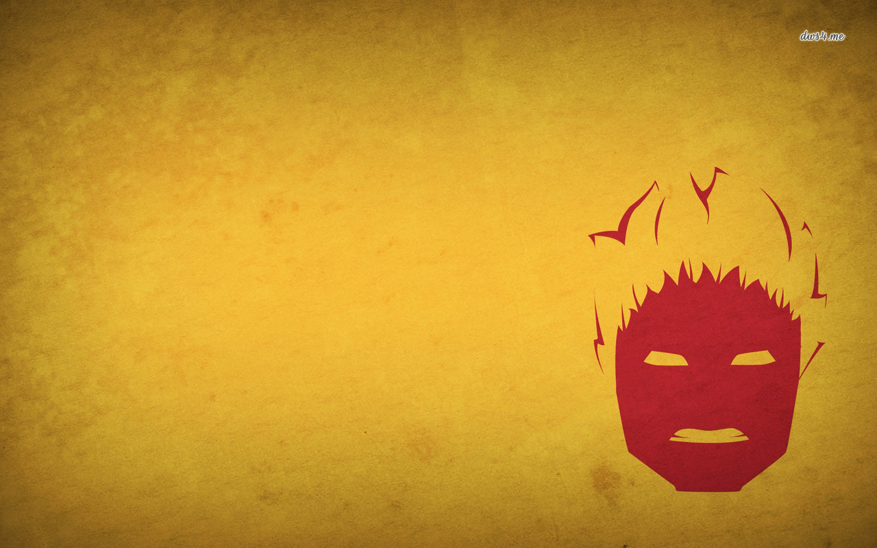 Human Torch wallpaper   Comic wallpapers   36418 1280x800